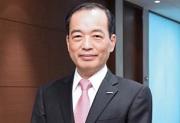 Asahi Kasei president Toshio Asano