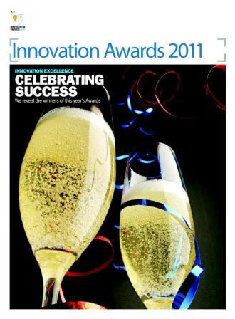 Innovation Awards cover
