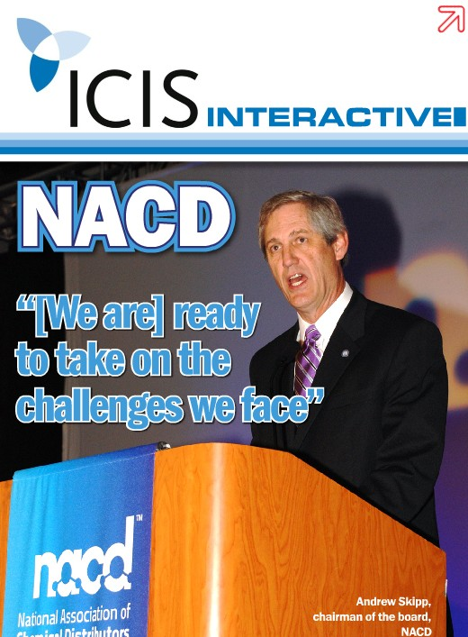NACD interactive cover