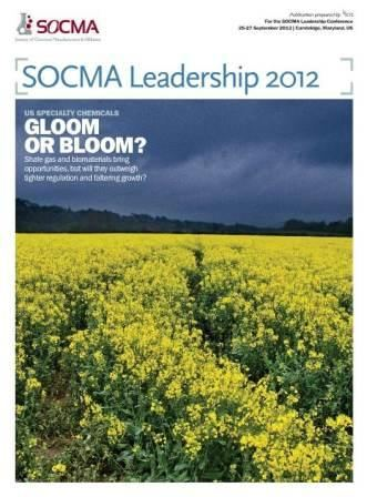 SOCMA Leadership 2012 cover
