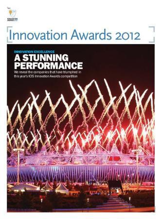 Innovation 2012 cover