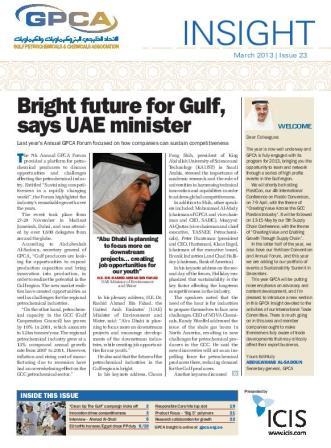 GPCA Insight Q1 2013