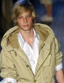 Nylon coat/empics