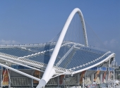 PC roof at the Athens Olympic stadium (source: Bayer)