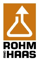 Rohm and Haas Logo (Source: Rohm and Haas)
