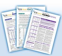 ICIS Heren reports