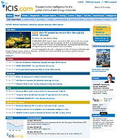 Free trial to ICIS news