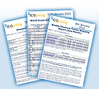 ICIS pricing reports