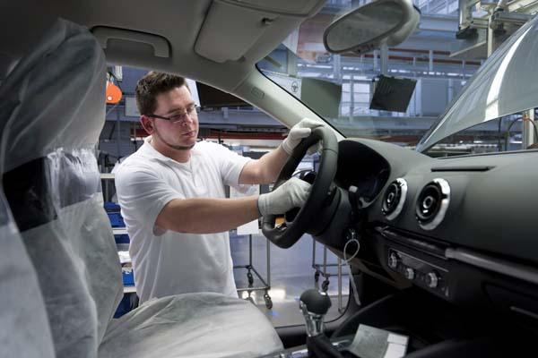 car manufacturer Rex Features