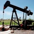 Crude futures jump on EIA data showing oil glut may be easing