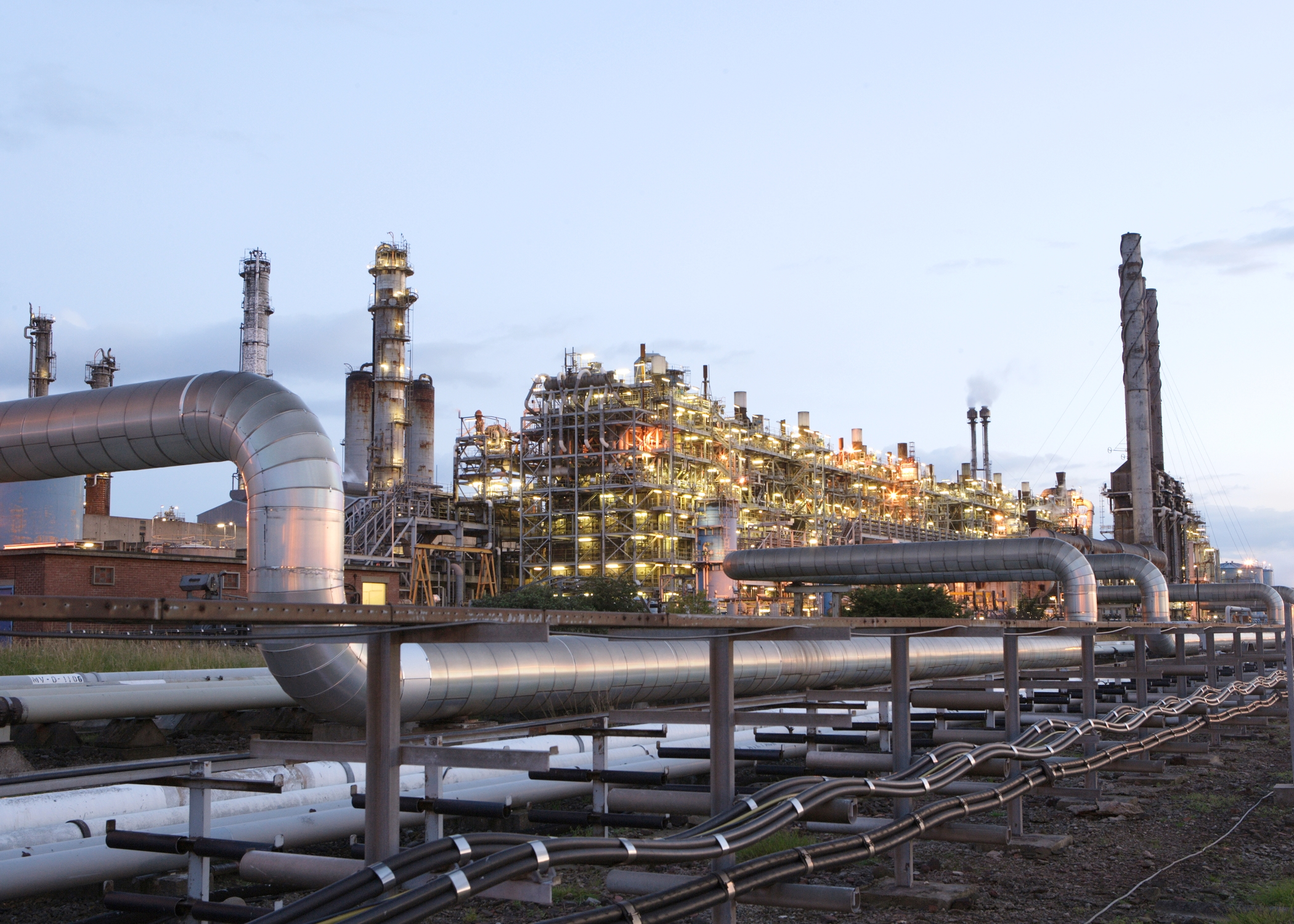 Saudi Arabia's SABIC complete ethane gas project at Wilton