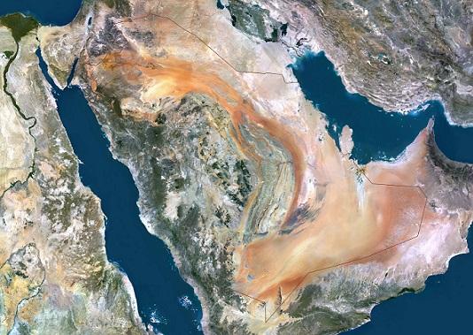 Saudi satellite