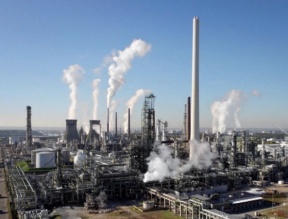 Pictured: Shell's Rheinland facility Source: Shell