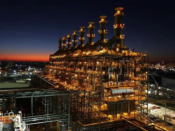 ExxonMobil Baytown Cracker