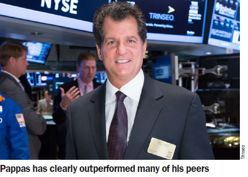Pappas NYSE
