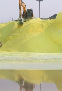 Global sulphur prices weaken further on high stocks, weak demand
