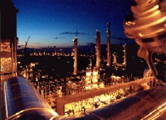 The BASF Fina joint venture cracker at Port Arthur, Texas. Source BASF