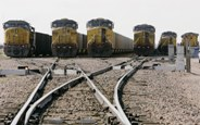 US suggests railroads may overcharge