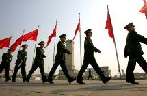 China marching to tune?