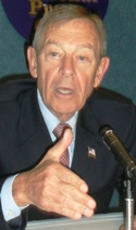 Sen Voinovich wants tech solutions to climate change