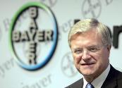 Bayer CEO Werner Wenning