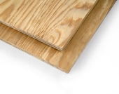 Methanol is used to make formaldehyde, which is used in plywood manufacture