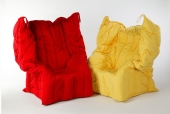 Toluene can be a raw material for polyurethane elastomers that go into making furniture (source: BASF)