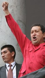 US says Chavez is undermining his own regime
