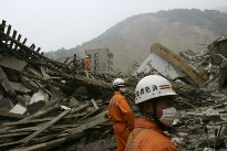 Chinese chemicals struggle to resume ops post-quake