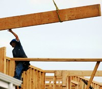US new home sales said to show upward signs