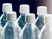 Prices of PET, used in plastic bottles, have been soaring in Europe