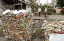 Plastic recyclate likely to boom