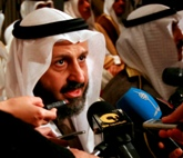 Mohammad al-Olaim, oil minister of Kuwait