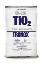Tronox TiO2