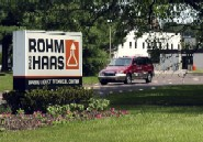 Rohm and Haas cuts deeper