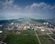 Yara ammonia plant in Trinidad
