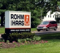 Late fees boost Rohm and Haas price tag