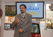 SABIC vice chairman and CEO Mohamed Al-Mady