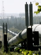 Major advance made in huge Alaska pipeline project