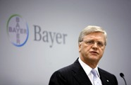 Bayer CEO Werner Wenning sees no sign of sustained recovery