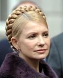 Ukranian Prime Minister Yulia Tymoshenko