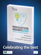 Cover of the ICIS Innovation Awards winners announcement supplement