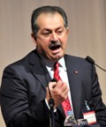 Liveris pauses on letting