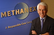 Methanex President and CEO Bruce Aitken