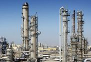 A Yanbu National Petrochemical Company (Yansab) facility