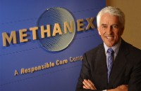 Methanex CEO Bruce Aitken