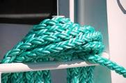 Ropes are among the downstream applications of nylon-6 chips.