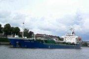 Benzene tanker
