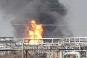 Enterprise Mont Belvieu facility following Tuesday fire