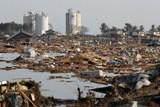 Japan quake, tsunami aftermath in Fukushima